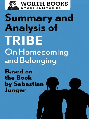 cover image of Summary and Analysis of Tribe