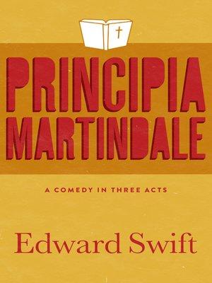 cover image of Principia Martindale