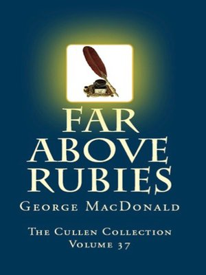 cover image of Far Above Rubies