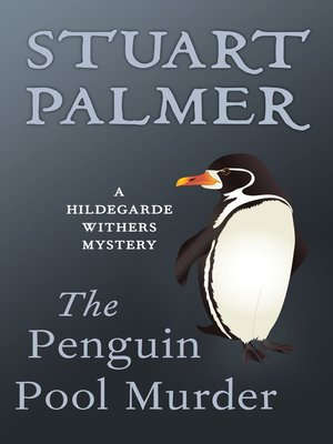 cover image of Penguin Pool Murder