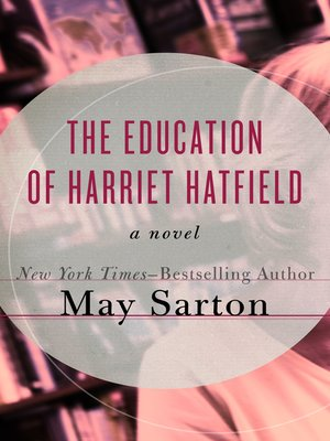 cover image of The Education of Harriet Hatfield