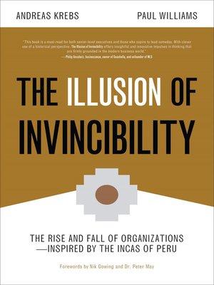 cover image of The Illusion of Invincibility