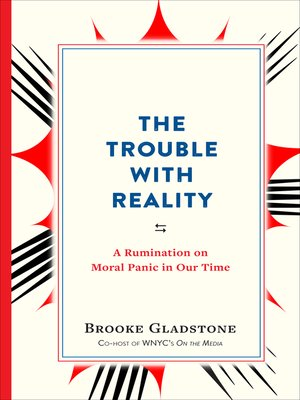 cover image of The Trouble with Reality
