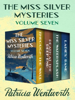 cover image of The Miss Silver Mysteries Volume Seven