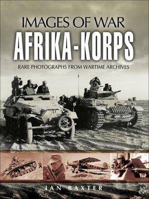 cover image of Afrika-Korps
