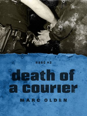 cover image of Death of a Courier
