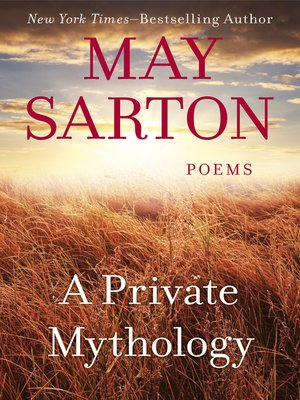 cover image of Private Mythology