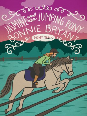 cover image of Jasmine and the Jumping Pony