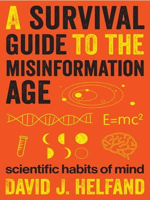 cover image of A Survival Guide to the Misinformation Age
