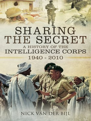 cover image of Sharing the Secret