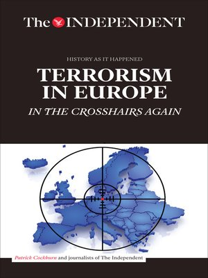 cover image of Terrorism in Europe