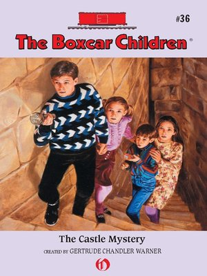 cover image of The Castle Mystery