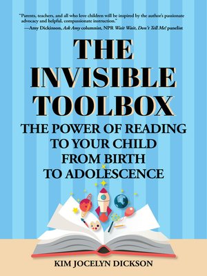 cover image of The Invisible Toolbox