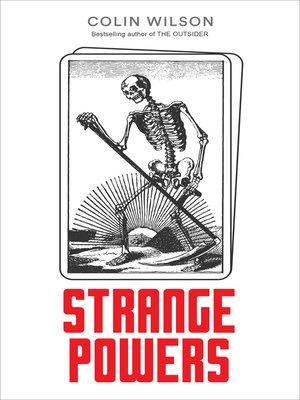 cover image of Strange Powers