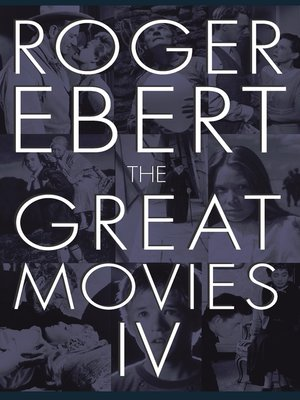cover image of The Great Movies IV