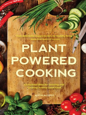 cover image of Plant Powered Cooking