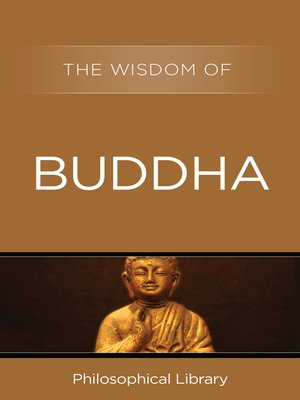 cover image of The Wisdom of Buddha