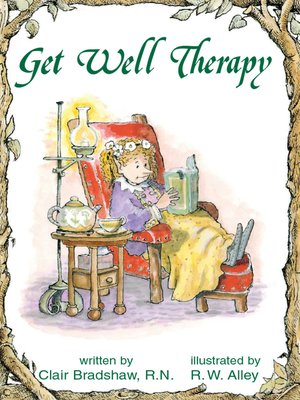 cover image of Get Well Therapy