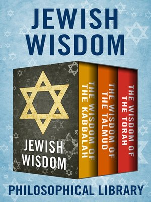 cover image of Jewish Wisdom