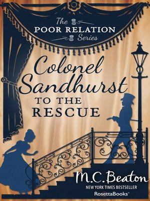 cover image of Colonel Sandhurst to the Rescue