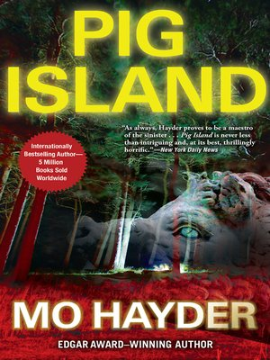 Mo Hayder Pig Island Review
