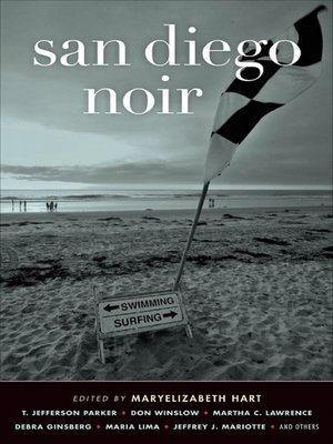 cover image of San Diego Noir