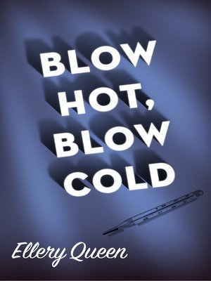cover image of Blow Hot, Blow Cold