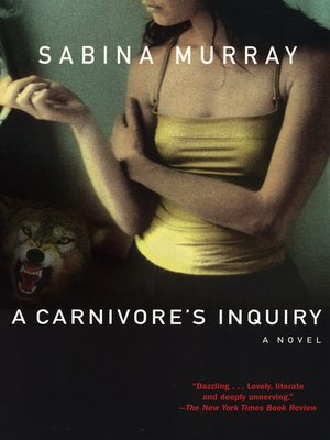 cover image of A Carnivore's Inquiry
