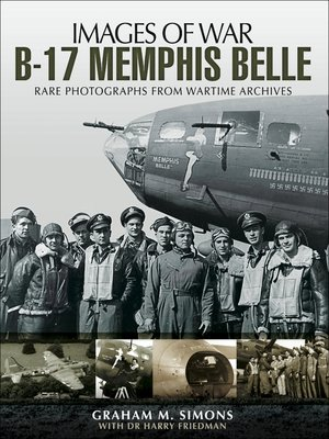 cover image of B-17 Memphis Belle