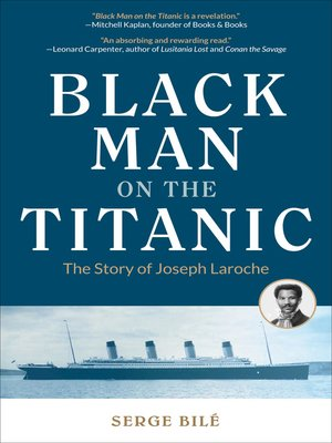cover image of Black Man on the Titanic