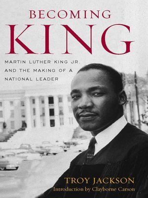 cover image of Becoming King