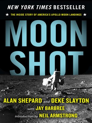 cover image of Moon Shot