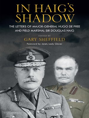 cover image of In Haig's Shadow