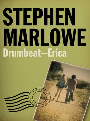 cover image of Drumbeat - Erica
