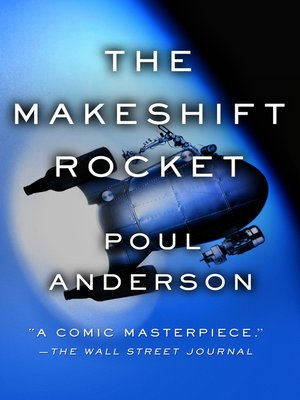 cover image of The Makeshift Rocket