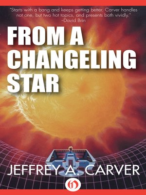 cover image of From a Changeling Star