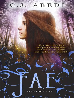 cover image of Fae, Book 1