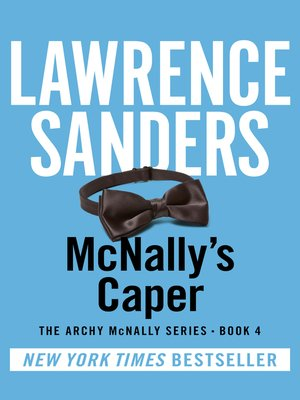 cover image of McNally's Caper
