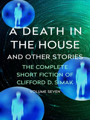 cover image of A Death in the House and Other Stories