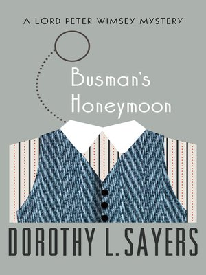 cover image of Busman's Honeymoon