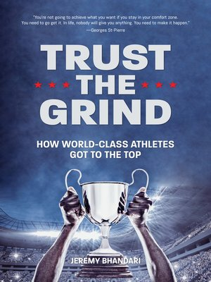 cover image of Trust the Grind