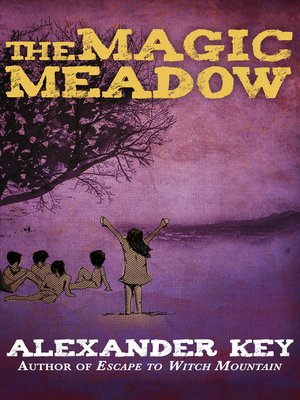 cover image of The Magic Meadow