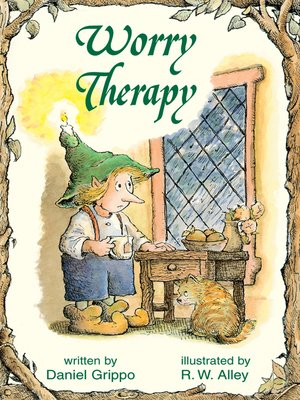 cover image of Worry Therapy