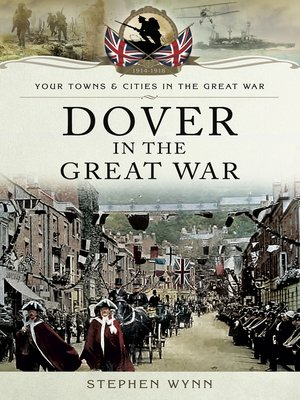 cover image of Dover in the Great War