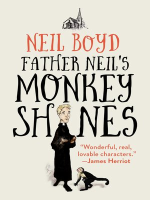 cover image of Father Neil's Monkeyshines