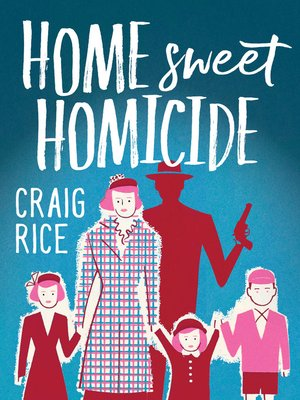 cover image of Home Sweet Homicide