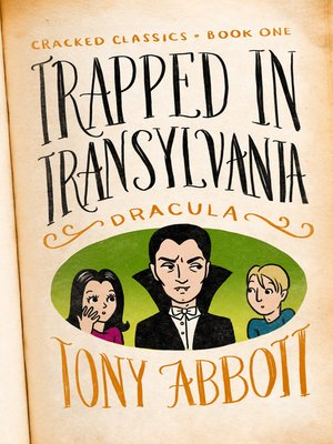 cover image of Trapped in Transylvania