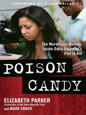 cover image of Poison Candy