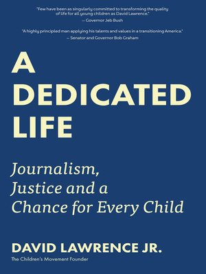 cover image of A Dedicated Life