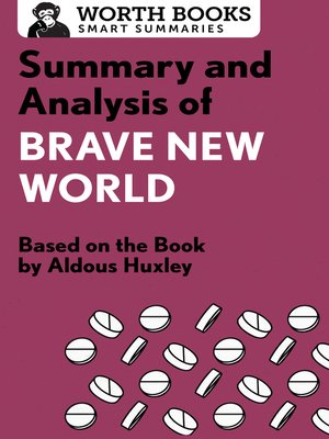 cover image of Summary and Analysis of Brave New World